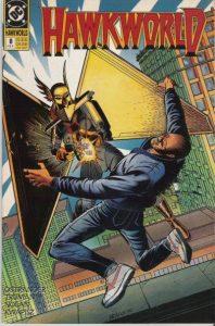 Hawkworld #8 (1990)