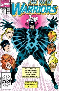 The New Warriors #6 (1990)
