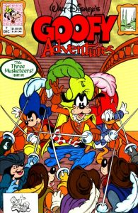 Goofy Adventures #7 (1990)