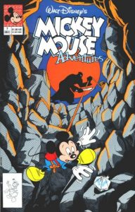 Mickey Mouse Adventures #7 (1990)