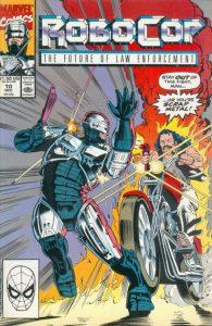 RoboCop #10 (1990)