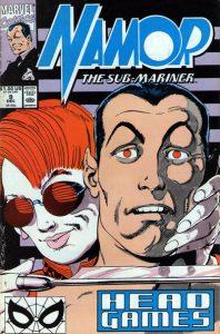 Namor, the Sub-Mariner #9 (1990)