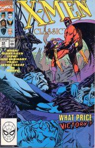 X-Men Classic #54 (1990)
