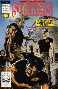 Stalkers #9 (1990)