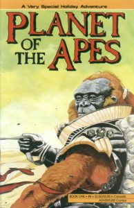 Planet of the Apes #8 (1990)