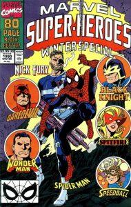Marvel Super-Heroes #4 (1990)