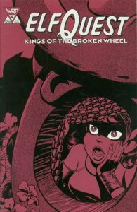 ElfQuest: Kings of the Broken Wheel #4 (1990)