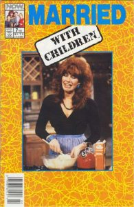 Married... With Children #7 (1990)