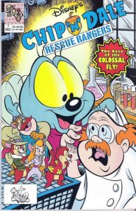 Chip 'n' Dale Rescue Rangers #7 (1990)