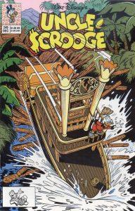 Walt Disney's Uncle Scrooge #249 (1990)
