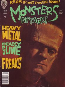 Monsters Attack #5 (1990)