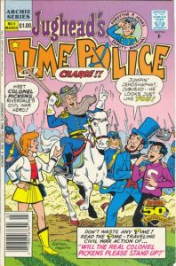 Jughead's Time Police #5 (1990)