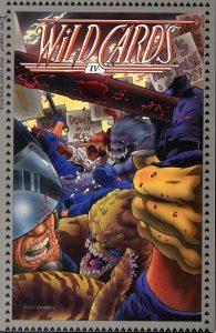 Wild Cards #4 (1990)