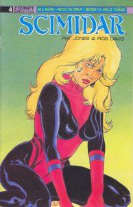 Scimidar Book IV: Wild Thing #4 (1990)