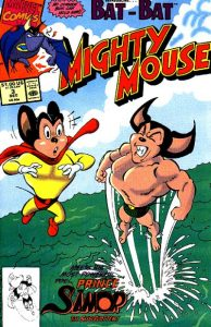 Mighty Mouse #3 (1990)