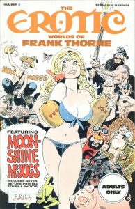 The Erotic Worlds of Frank Thorne #3 (1990)
