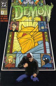 The Demon #8 (1990)