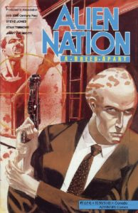 Alien Nation: A Breed Apart #2 (1990)