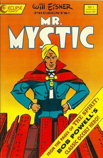 Will Eisner Presents #1 (1990)