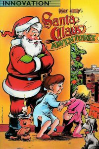 Walt Kelly's Santa Claus Adventures #1 (1990)