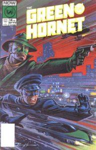The Green Hornet #14 (1990)
