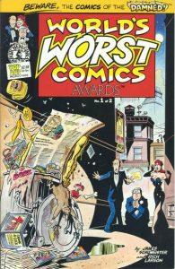 World's Worst Comics Awards #1 (1990)