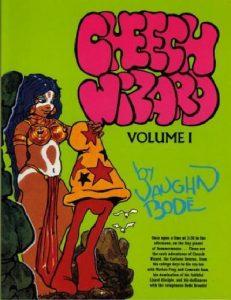 Cheech Wizard #1 (1990)