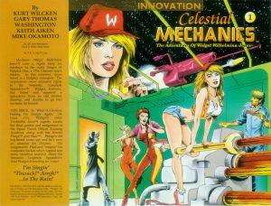 Celestial Mechanics #1 (1990)