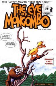The Eye of Mongombo #5 (1990)