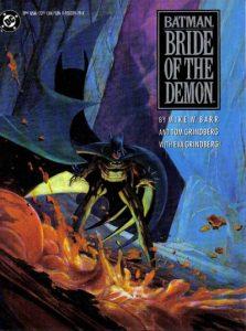 Batman: Bride of the Demon #[nn] (1990)