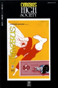 Cerebus: High Society #22 (1990)