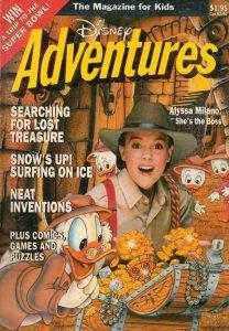 Disney Adventures #3 (1990)