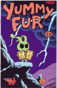 Yummy Fur #23 (1990)