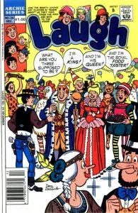 Laugh #25 (1990)
