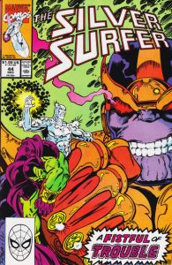 Silver Surfer #44 (1990)