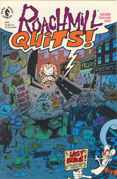 Roachmill #10 (1990)