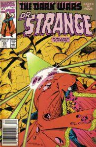 Doctor Strange, Sorcerer Supreme #24 (1990)