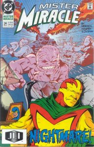 Mister Miracle #24 (1990)