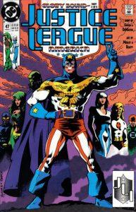 Justice League America #47 (1990)
