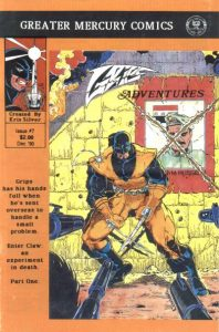 Grips Adventures #7 (1990)