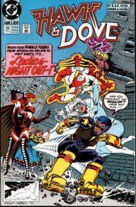 Hawk and Dove #21 (1990)