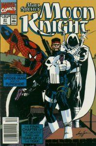 Marc Spector: Moon Knight #21 (1990)