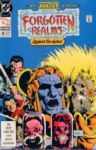 Forgotten Realms #18 (1990)