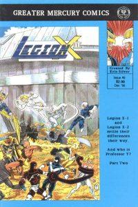 Legion X-2 #6 (1990)