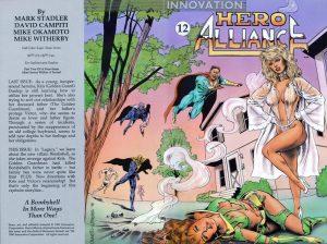 Hero Alliance #12 (1990)