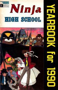 Ninja High School Yearbook #[2] (1990)