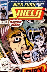 Nick Fury, Agent of S.H.I.E.L.D. #18 (1990)