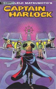 Captain Harlock #13 (1990)