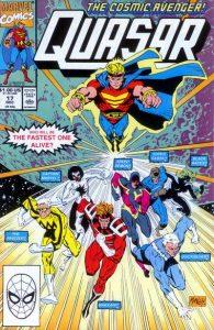 Quasar #17 (1990)