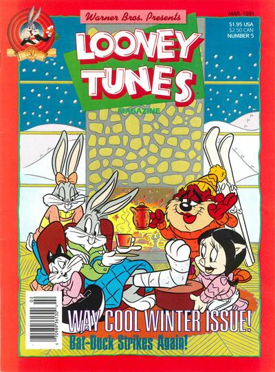 Looney Tunes Magazine #5 (1990)
